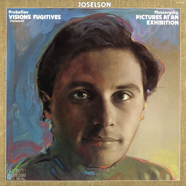 Tedd Joselson - Prokofiev: Visions Fugitives, Op. 22 - Mussorgsky: Pictures at an Exhibition (Remastered)