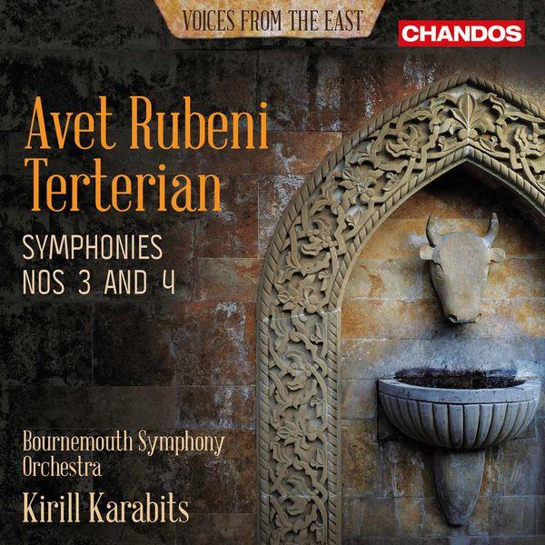 Kirill Karabits - Terterian : Symphonies Nos. 3 & 4
