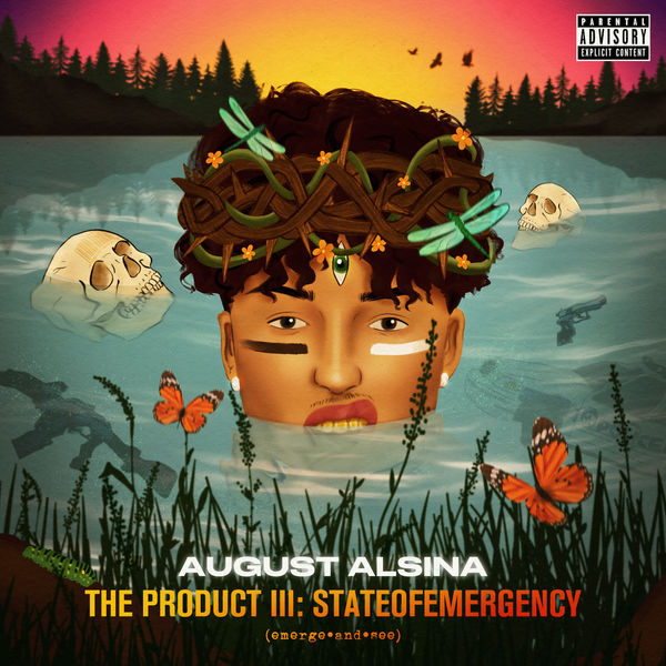 August Alsina - The Product III: stateofEMERGEncy
