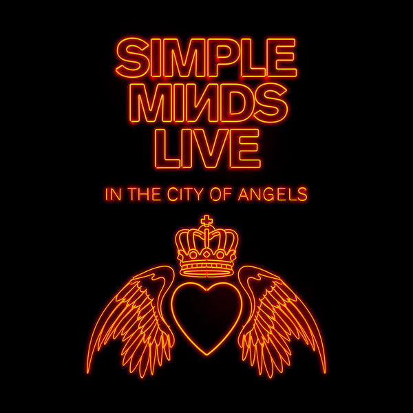 Simple Minds - Live in the City of Angels (2019) LEAK ALBUM