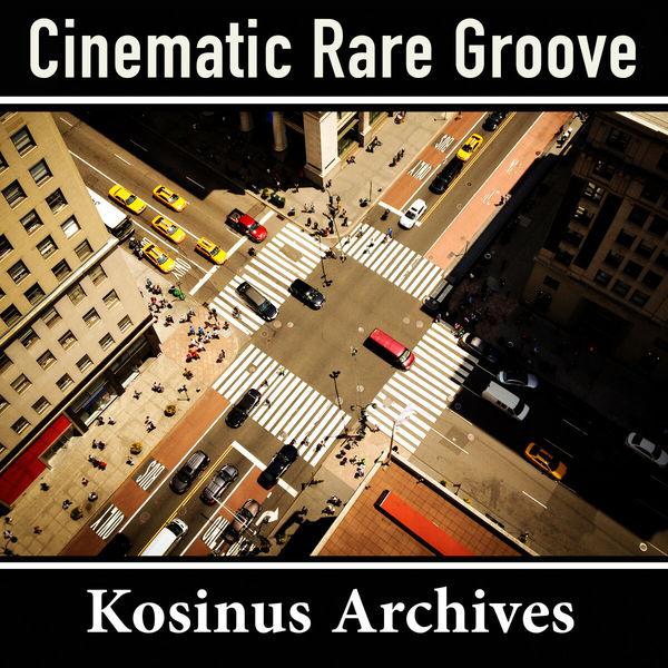 Jacky Jose Giordano - Cinematic Rare Groove