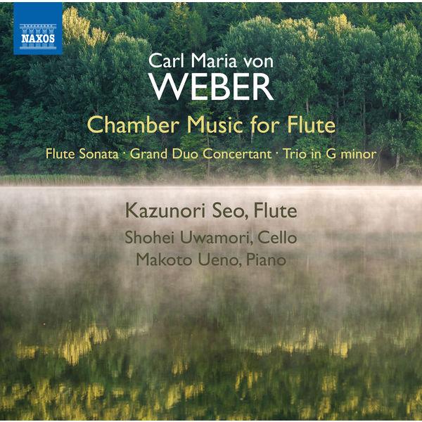 August Eberhard Muller - Weber: Chamber Music for Flute