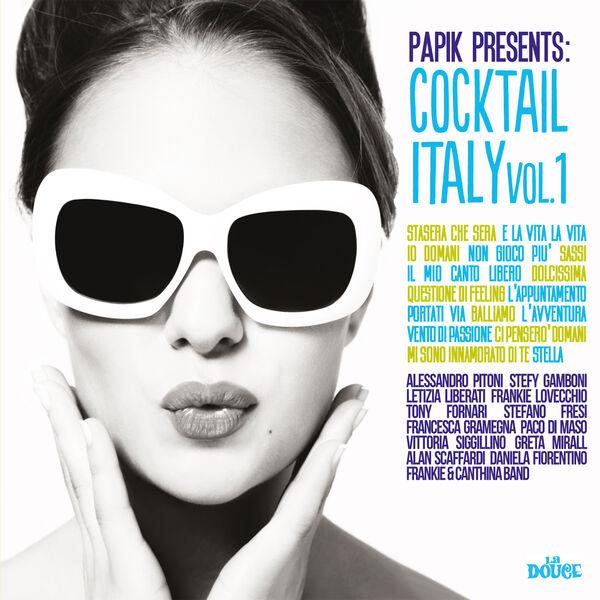 Papik - Cocktail Italy, Vol. 1