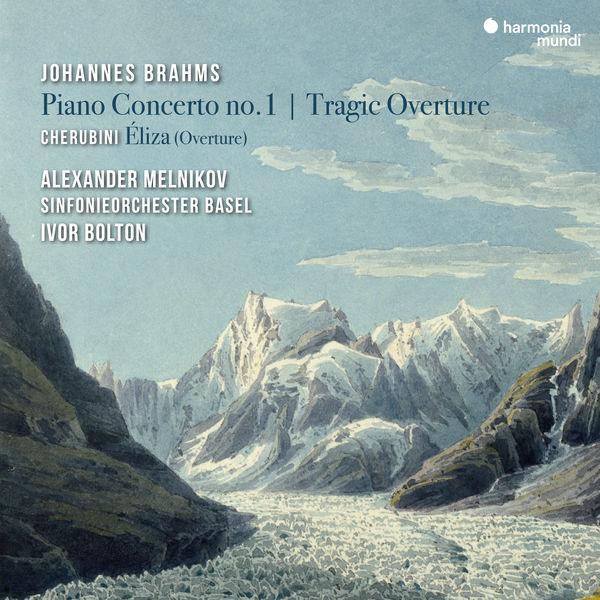 Alexander Melnikov Johannes Brahms: Piano Concerto No. 1 & Tragic Overture - Cherubini: Éliza (Overture)