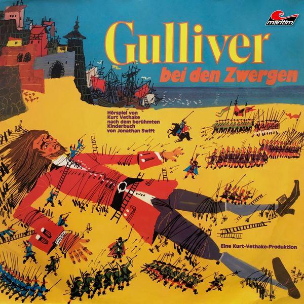 Jonathan Swift - Gulliver bei den Zwergen