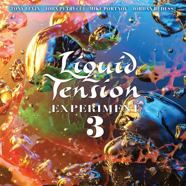 Liquid Tension Experiment - LTE3 (Deluxe Edition)