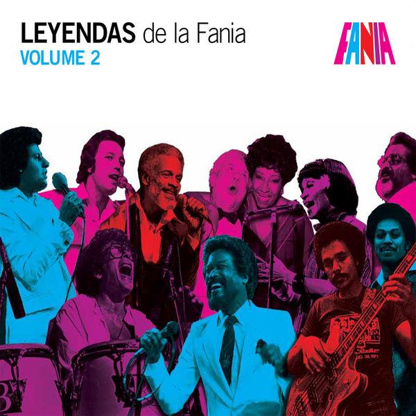 Various Artists - Leyendas De La Fania, Vol. 2