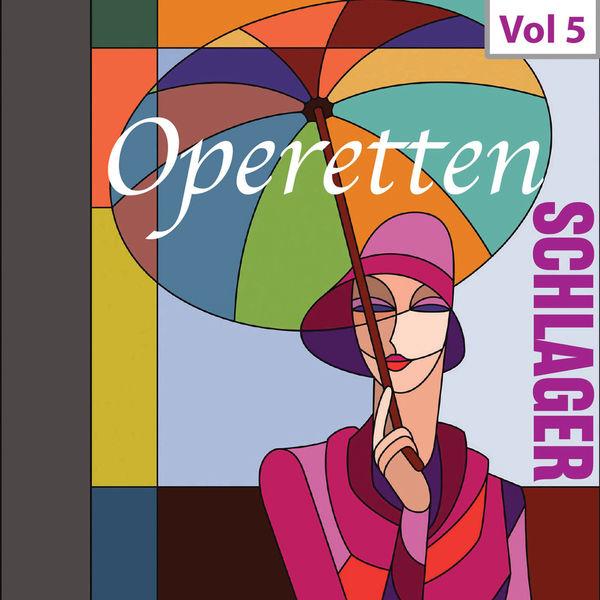 Anneliese Rothenberger - Operetten-Schlager, Vol. 5