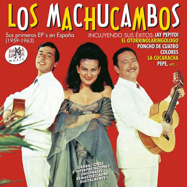 Los Machucambos - Sus Primeros Ep's en España (1959-1963)