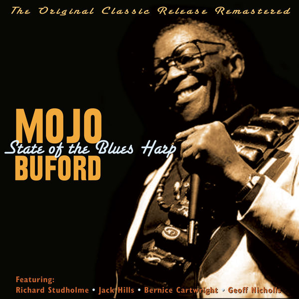 Mojo Buford - State of the Blues Harp (2012)