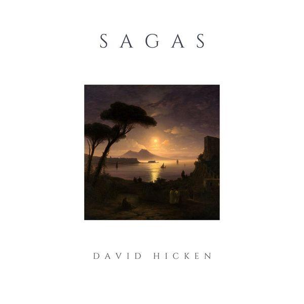 David Hicken|Sagas