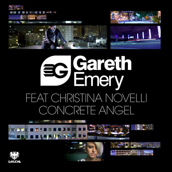 Gareth Emery - Concrete Angel