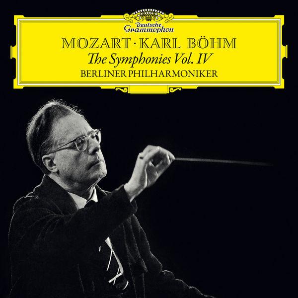 Karl Böhm - Mozart: The Symphonies Vol.IV