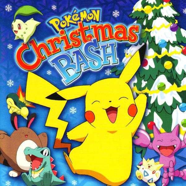 Pokemon: christmas bash by pokemon christmas bash (2001) audio cd.