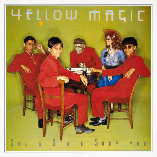 Yellow Magic Orchestra Solid State Survivor