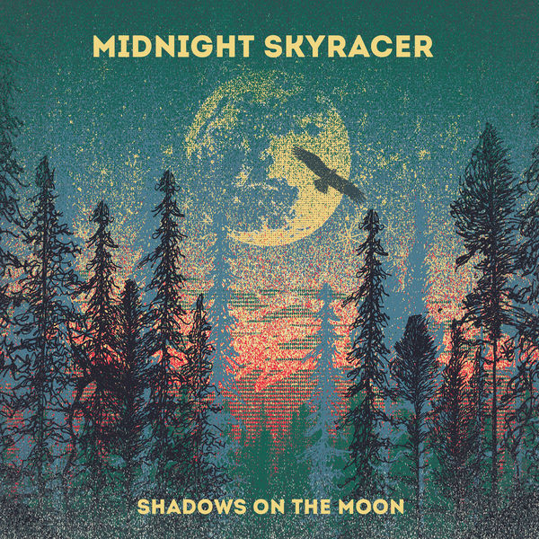 Midnight Skyracer - Shadows On The Moon