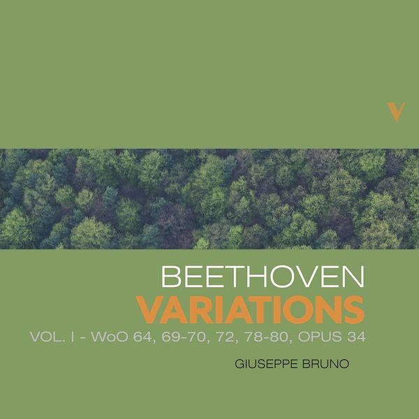 Giuseppe Bruno - Beethoven: Piano Variations, Vol. 1