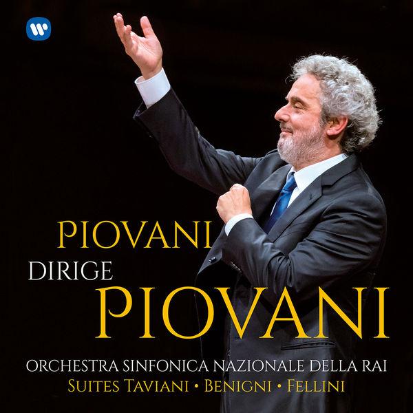 Nicola Piovani - Piovani dirige Piovani