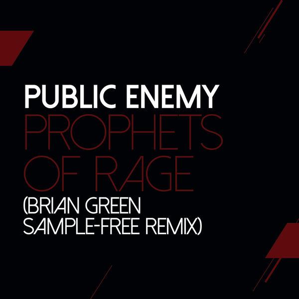 Public Enemy - Prophets Of Rage