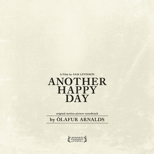 Olafur Arnalds - Another Happy Day (Original Motion Picture Soundtrack)