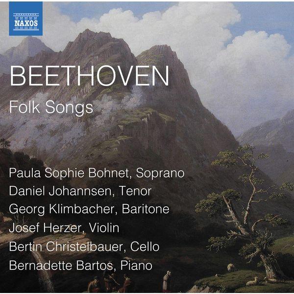 Paula Sophie Bohnet - Beethoven: Folk Songs