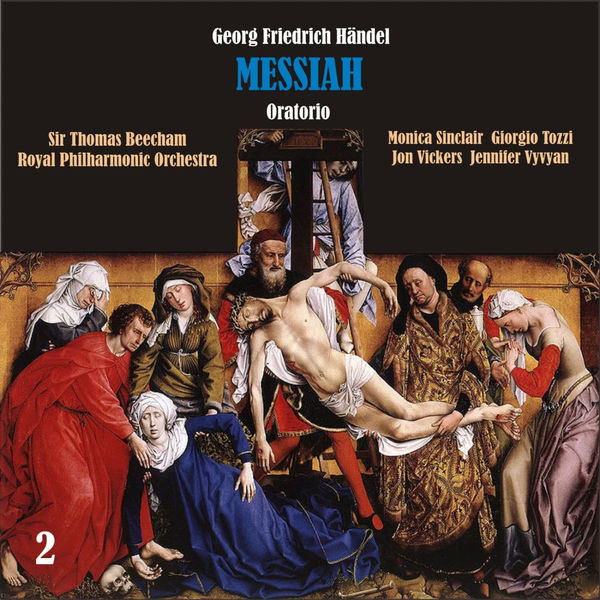Various Artists - Händel: Messiah, Oratorio, HWV 56, Vol. 2