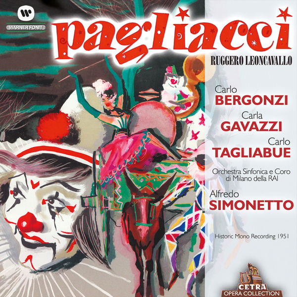 Carla Gavazzi - Leoncavallo: Pagliacci