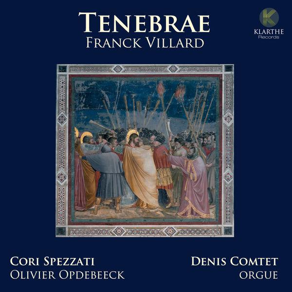 Olivier Opdebeeck - Tenebrae