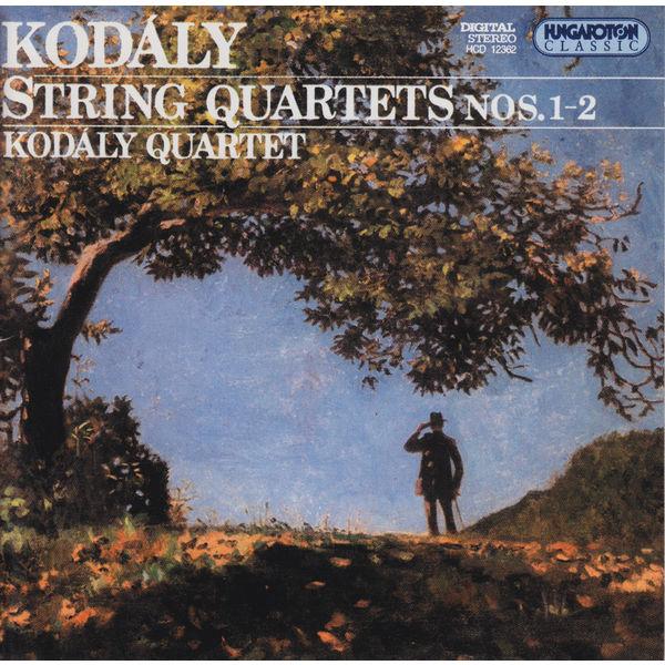 Kodaly Quartet - Kodaly: String Quartets Nos. 1 and 2