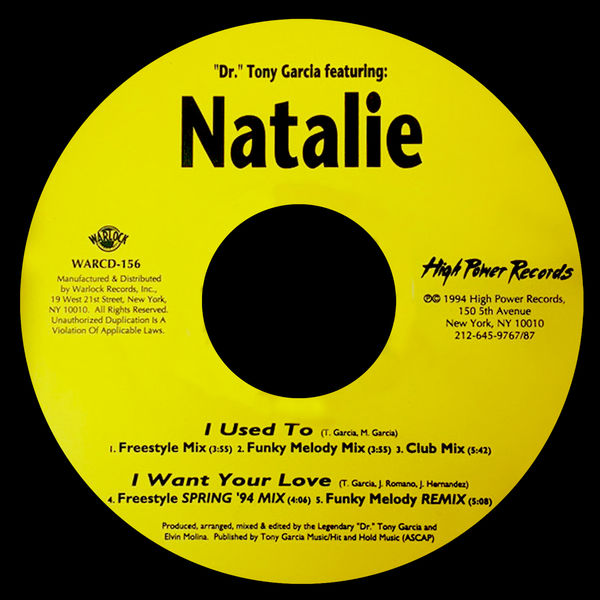 Natalie - I Used to / I Want Your Love