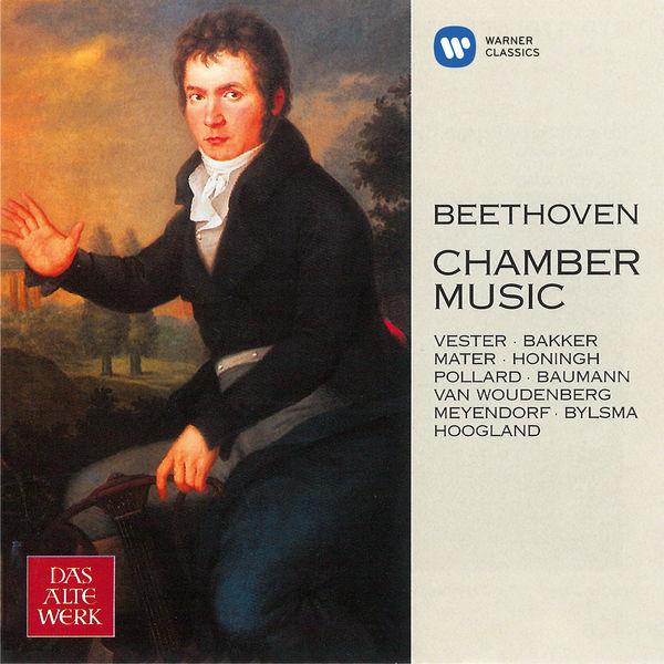 Various Artists - Beethoven: Chamber Music. Gassenhauer Trio, Op. 11, Allegro and Minuet, WoO 26 & Horn Sonata, Op. 17