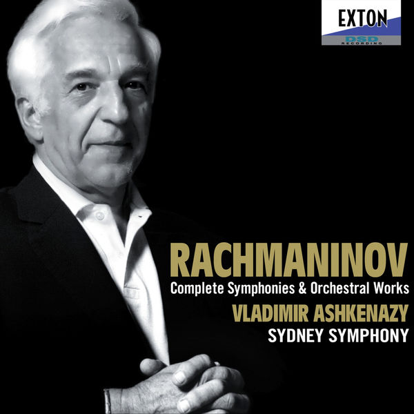 Vladimir Ashkenazy - Rachmaninov: Complete Symphonies and Orchestral Works