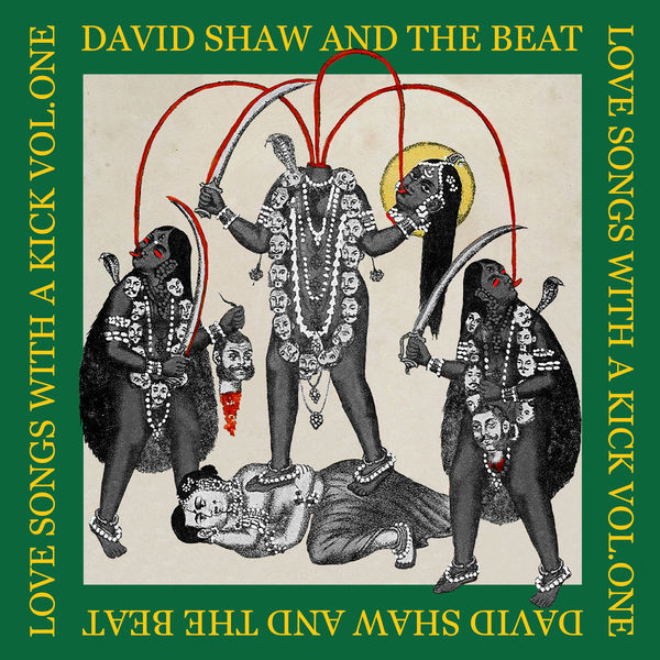David Shaw and The Beat - Love Songs With a Kick Vol. One