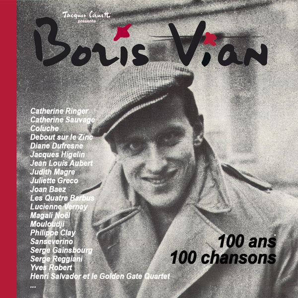 Various Artists - Boris Vian, 100 ans 100 chansons