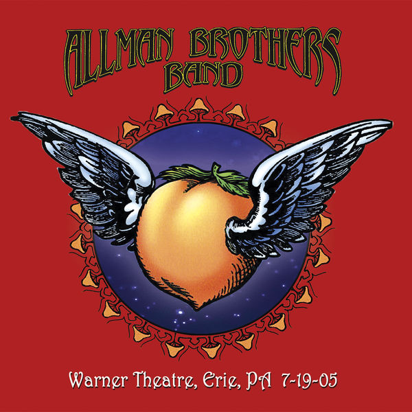 The Allman Brothers Band - Warner Theatre, Erie, PA 7-19-05 (Live)