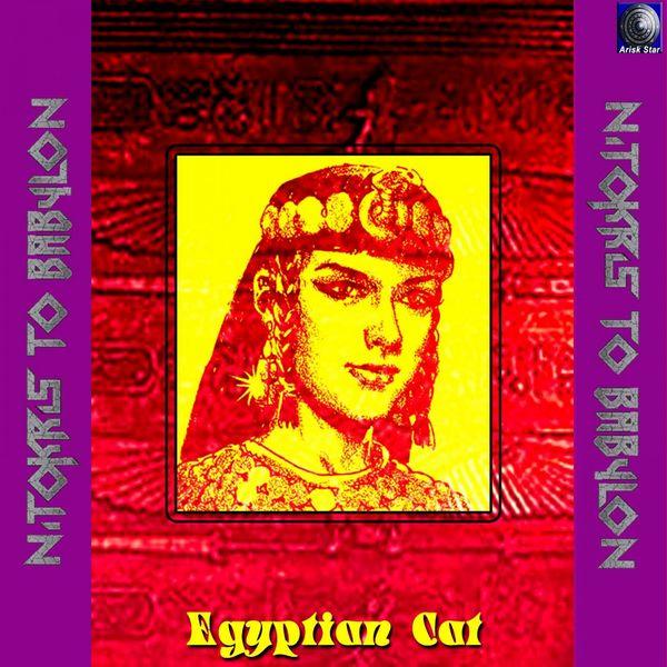 Nitokris to Babylon - Egyptian Cat