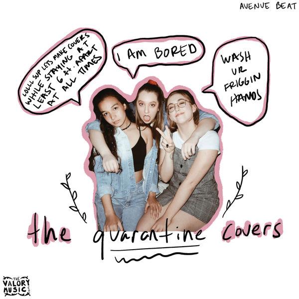 Beat Avenue - the quarantine covers