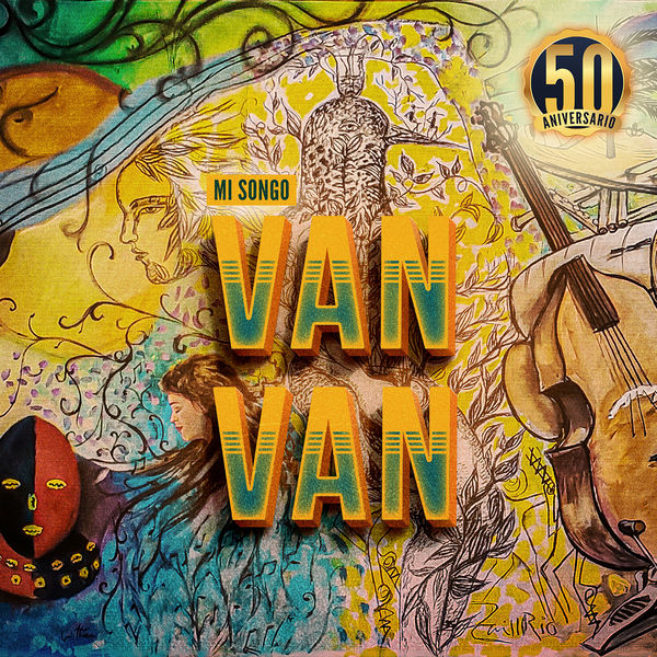 Formell y Los Van Van - Mi Songo (Edición 50 Aniversario)