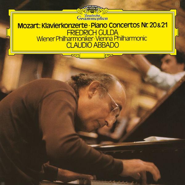 Friedrich Gulda - Mozart: Piano Concertos Nos. 20 & 21