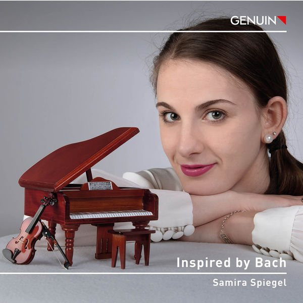 Samira Spiegel|Inspired by Bach