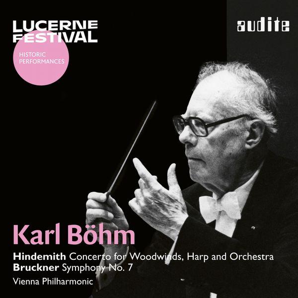 Wiener Philharmonic Orchestra|Karl Böhm conducts Hindemith & Bruckner (Live)