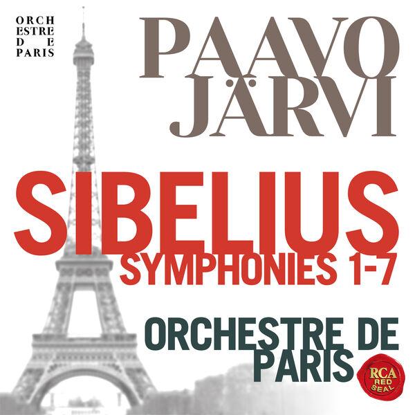 Paavo Järvi - Sibelius : Complete Symphonies