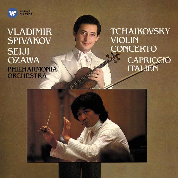 Seiji Ozawa - Tchaikovsky: Violin Concerto & Capriccio Italien