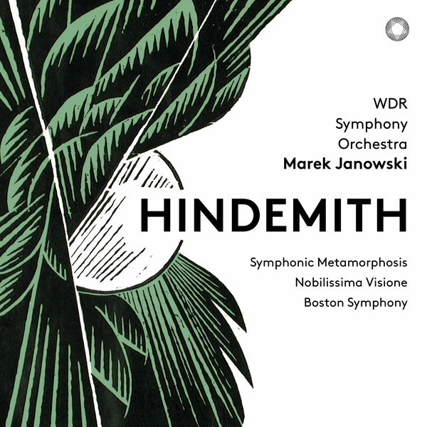 Marek Janowski - Hindemith: Symphonic Metamorphosis, Nobilissima visione Suite & Konzertmusik