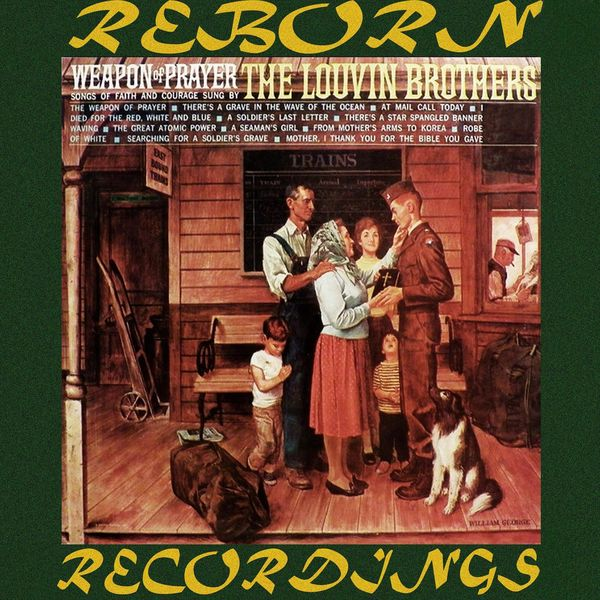 The Louvin Brothers - Weapon of Prayer (HD Remastered)