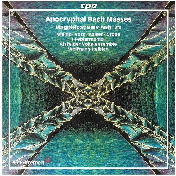 Febiarmonici, I - Apocryphal Bach Masses