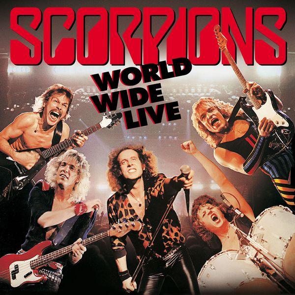 Scorpions - World Wide Live (2015 Remaster)