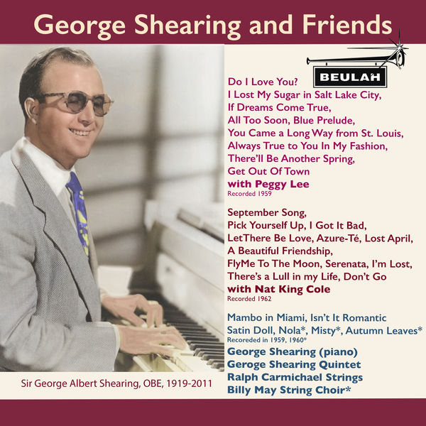 George Shearing - George Shearing and Friends