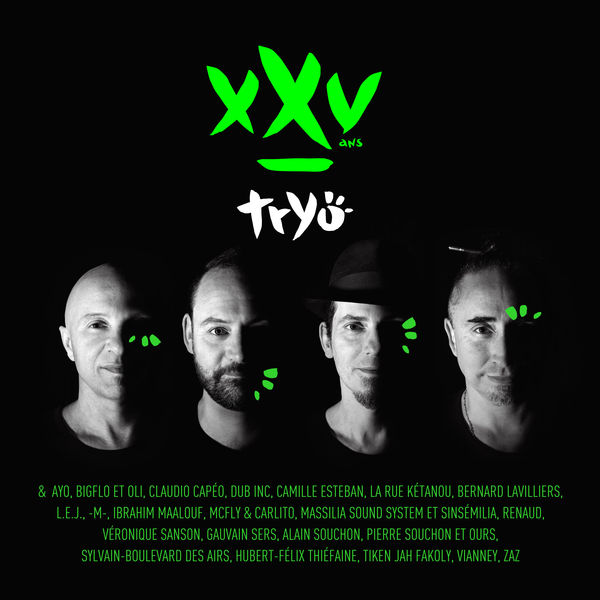 Tryo - XXV