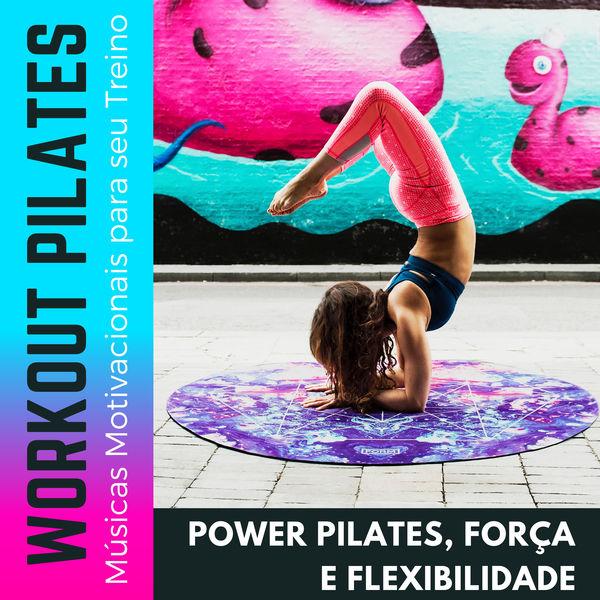 Album Workout Pilates Músicas Motivacionais Para Seu